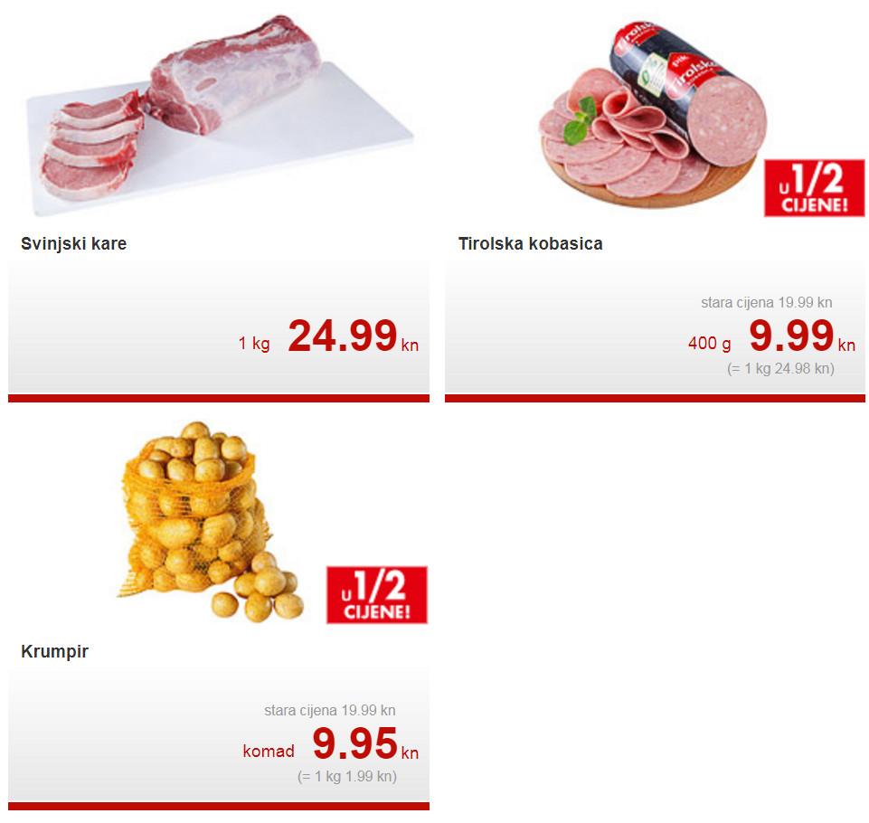 Top ponuda za početak tjedna od 11.- 13.09.2017. u Kaufland supermarketima.