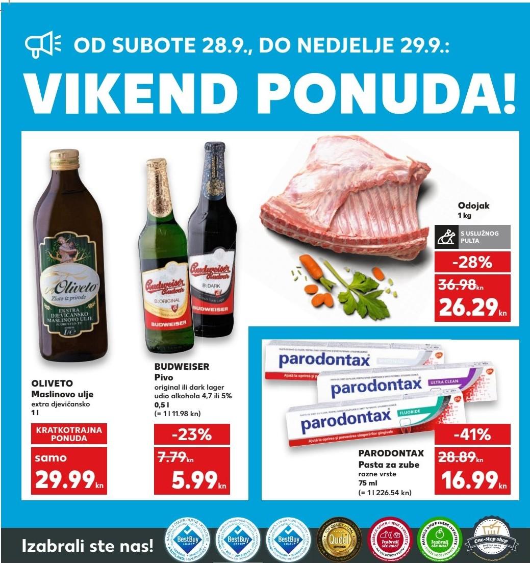 Kaufland vikend akcija